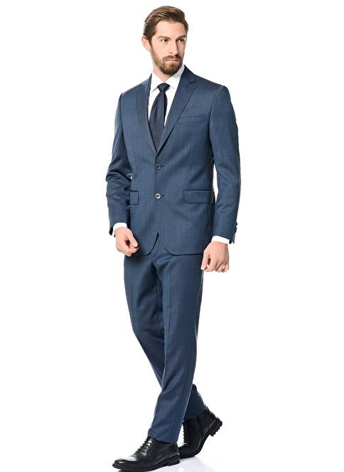 Kip Takım Elbise İndigo